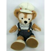Tokyo Sea Exclusive Duffy The Disney Bear 17 Sailor Outfit Hat Shoes Cruise