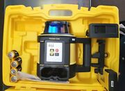 Leica Rugby 820 Self Leveling Laser Level New Open Box.