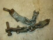 1964 Massey Ferguson Super 90 Gas Tractor 3pt Sway Check Chains