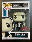 In Hand Funko Pop Universal Monsters Dracula 1152 Special Edition Exclusiv