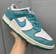Rare Nike Dunk Low Mineral Blue Ostrich Pack Sz 9 2010