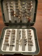 60 New Dry Flies For Trout Fly Fishing With Free Threader Box