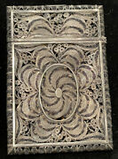 Victorian Sterling Filagree Calling Card Case