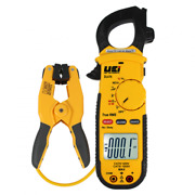 Uei Dl479combo True Rms Clamp Meter, With Pipe Clamp Probe