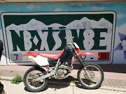 2000 Honda Xr400 With Powercore 4 Exhaust Nice Bike Ready To Ride