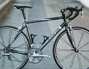 Orbea Zeus Alloy/carbon Road Bike With Dura-ace 2x10 - Very Nice - 54cm