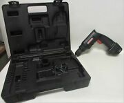 Craftsman 7.2v 3/8 Cordless Drill/driver With Battery And Charger Runs Jb