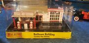 Mth Trains Railking Esso Country Gas Station