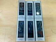 For Parts X6 Ring Pro Video Doorbell 1080p Hd Video With Motion Activated As Is