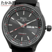 Ball Watch Engineer 2 Volcano Nm3060c-pcj-gy Menand039s From Japan N0916