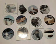 2nd Print Set 5 Cent Aafes Pogs 2003 Printing A.u. Condition