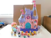 Fisher Price Little People Disney Princess Songs Palace Figures + Ariel And More