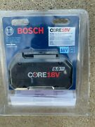 Bosch Gba18v80 18v Core 8.0ah Lithium-ion Battery Brand New Sealed