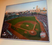 Boston Red Sox Fenway Park Licensed Photo File 8 X 10 Daytime Photo