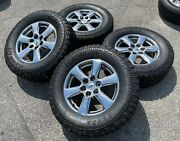 Set Of 4 Used Oem Takeoff 2018 2019 2020 Ford F150 18 Tires And Wheels 6x135