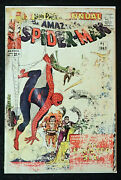 Amazing Spider-man Annual 1 🔥 Low-grade Key 🔥 1964 1st Sinister Six