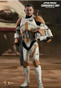 Hot Toys Star Wars Revenge Of The Sith Commander Cody And Adult Cosplay Helmet
