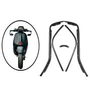Motorcycle Footrest Pedal Side Cover Rubber For Vespa Sprint 150 Auto Parts