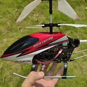 Rc Helicopter 4ch Rtf Gyro Metal Remote Control Double Horse Large Drone Toy