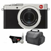 Leica D-lux 7 Point And Shoot Digital Camera 19116 Kit