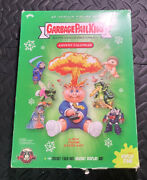 Limited Edition Garbage Pail Kids Advent Calendar 2d Acrylic 35th Anniversary