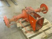 1957 Ford 861 Tractor Rearend Differential Assembly 800