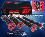 Jdm Drop Height Adjustable Coilovers Damper Assembly For 95-98 240sx S14 Silvia