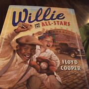 Willie And The All-stars By Floyd Cooper 2008 Hardcover