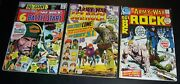 Lot/3 Our Army At War 177fnvf 80 Pg Giant 194vgfn 246vf+ 1967 Combined Shpg.