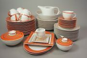 56 Pieces Rosenthal Yono / Cyrrus Plate Cans Cup Plates 1.35/36z
