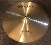 Istanbul Mehmet 22andrdquo Mikael Z Tribute Ride Sizzle-rivets 2200g Great Condition
