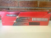 Snap On Sockets Set 1/2 2 Sets In One.ordinary And Impact 313310mdeep Deep