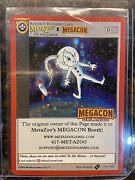 Metazoo X Megacon Orlando Promo 539/1000 Very Rare In Hand. Extremely Limited