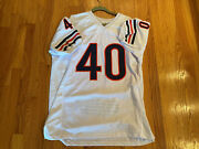 Rare Authentic Hand Signed Gale Sayer Jersey By Gale And Some Of His Teammates W