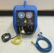 Matco Tools A/c Refrigerant Recovery System 69100