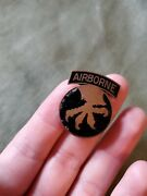 Wwii Us Army 17th Airborne Infantry Division Dui Pin Pb