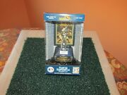 Sports Illustrated Babe Ruth New York Yankees Fine Pewter Figurine With Coa