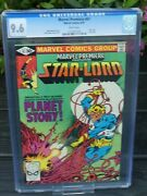 Marvel Premiere 61 9.6 Cgc Star-lord Bronze Age Marvel Comics 1981 Planet Story