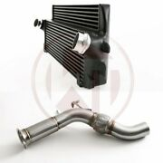 Bmw 525d F10 F11 F07 Gt Wagner Tuning Competition Package - Intercooler And De-cat