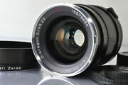 Carl Zeiss Distagon T 35mm F / 2 Zs Lens For M42 Mount ôô 5085
