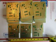 5 Lb+ Lot Of 62 Computer Board', For Scrap Gold Recovery