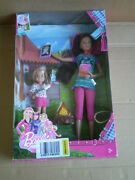 Skipper And Chelsea Barbie And Her Sisters In A Pony Tale Dolls Set 2012 Mattel
