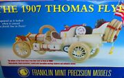 Franklin Mint B11a188 1907 Thomas Flyer Great Race 100th Anniversary 124 Boxed