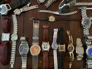Watch Lot Pre Owned - , Movado, Fossil, Seiko And More