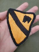 Beautiful Vietnam War Us Army 1st Cavalry Division Theater Made Patch