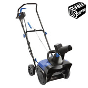 Snow Blower Electric Corded Snow Joe Thrower No Oil Or Gas 88v Heavy Duty New Us