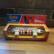 Dinky Toys 359 Eagle Transporter Space 1999 Code3 Itc Gerry And Sylvia Anderson Tv