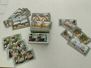 Antique Stereoviews - Lot Of 300 Stereo Color Cards, People, Places And Scenes