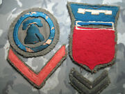 Wwi 76th Division Idand039d Patch Lot