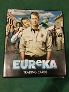 Rittenhouse Eureka Seasons 1 And 2 Trading Card Complete Base Set And Promos